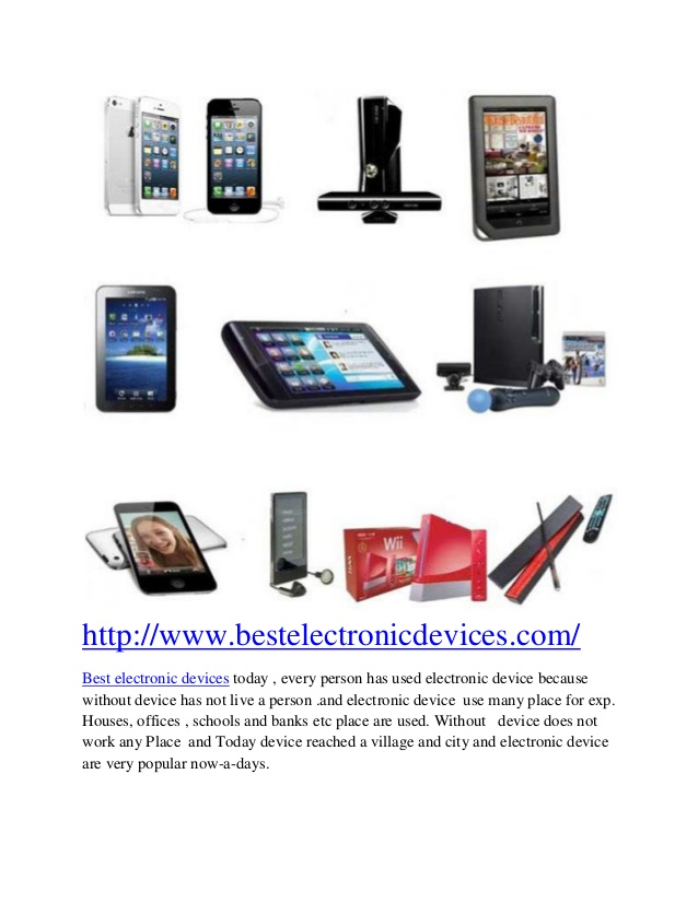 best-electronics-devices-home